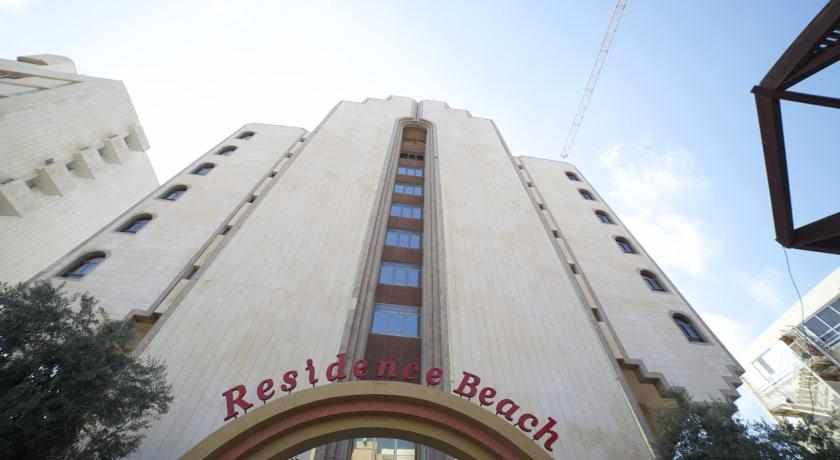 מלון רזידנס ביץ' נתניה
