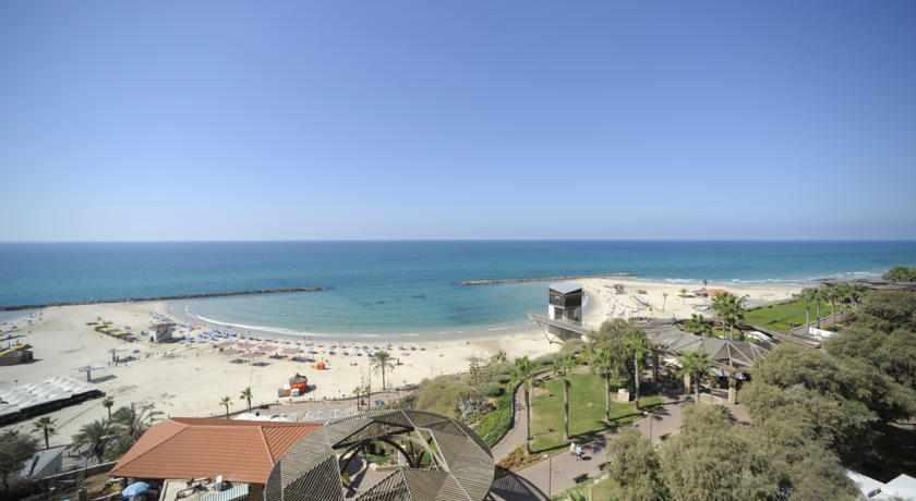 נוף לים מלון רזידנס ביץ'