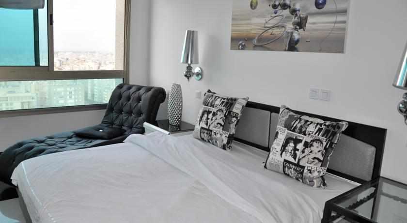 חדר זוגי מלון דירות כרמל