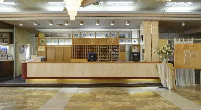 קבלה מלון גליל נתניה