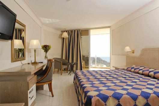 חדר זוגי מלון גליל נתניה