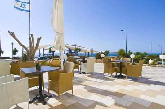 נוף לים מלון גליל
