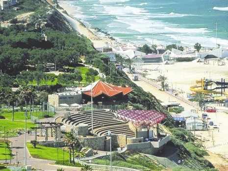 מלון החוף הירוק בנתניה