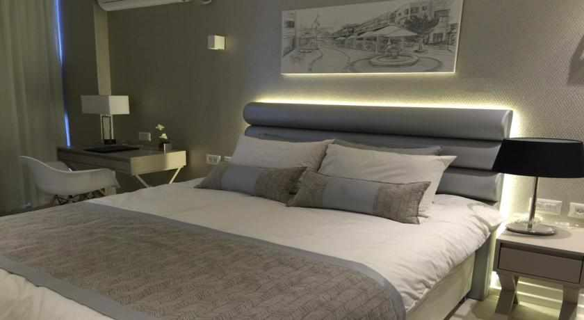 חדר זוגי מלון הכיכר