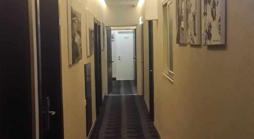 חדרים מלון הכיכר