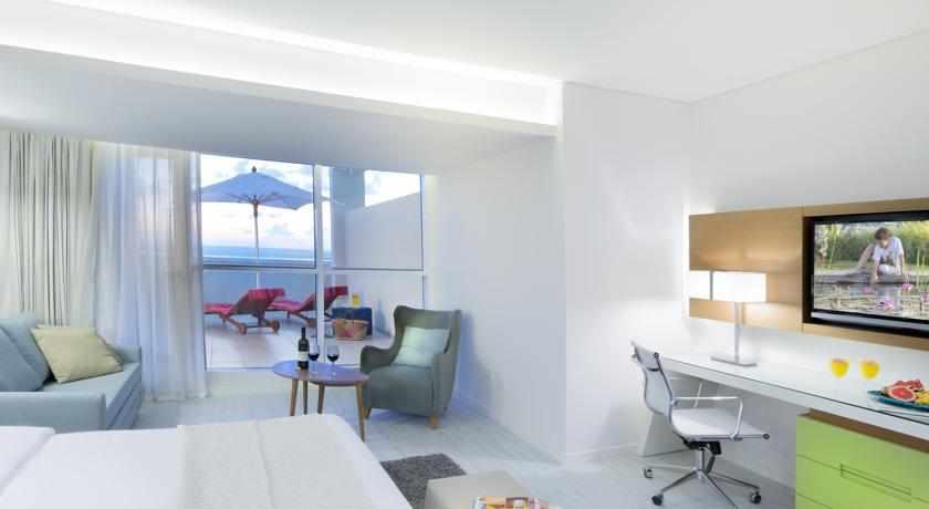 חדר זוגי מלון לאונרדו פלאזה נתניה
