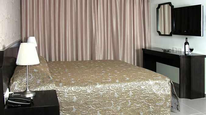 חדר זוגי מלון מרגוע