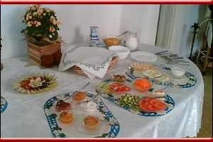 ארוחת בוקר מלון אורית בנתניה