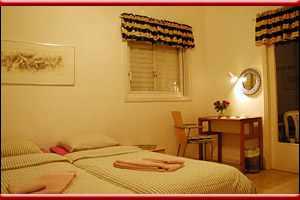 חדר זוגי מלון אורית בנתניה