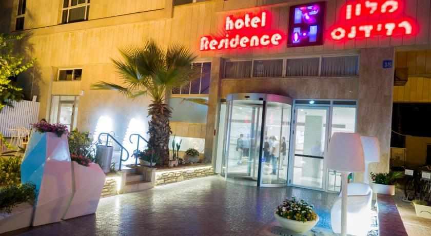 מלון רזידנס נתניה