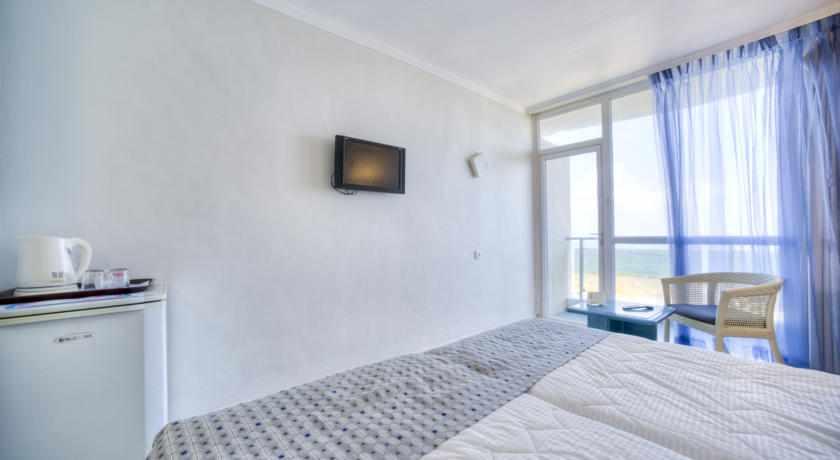 חדר זוגי מלון רזידנס נתניה