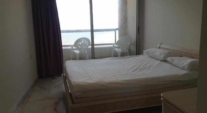חדר זוגי מלון בלו וייס בנתניה