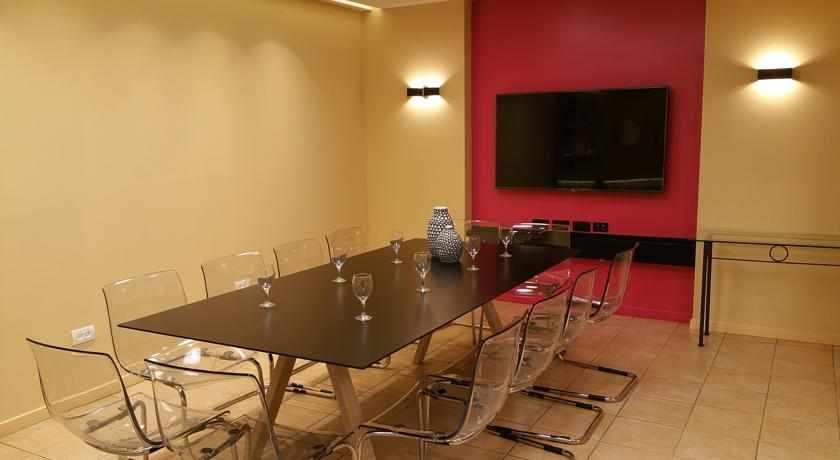 חדר ישיבות מלון מצפה ים נתניה